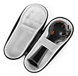 Fitsand Hard Storage Travel Case for Natural Breathing Lung Recovery/Exercising Muscle Trainer