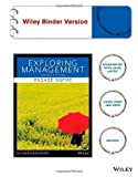 Exploring Management 4th (fourth) by Schermerhorn, John R. (2013) Loose Leaf -  Wiley