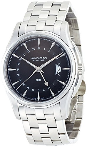 HAMILTON watch JAZZMASTER TRAVELER H32585131 Men's [regular imported goods]