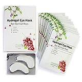 Musely Hydrogel Eye Mask, Bye Bye Eye Bags, Pro