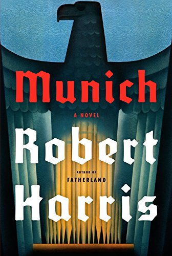 Munich: A novel cover