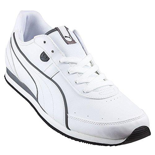 Puma Roosh Runner - 35405704 - Couleur: Blanc - Pointure: 44.5