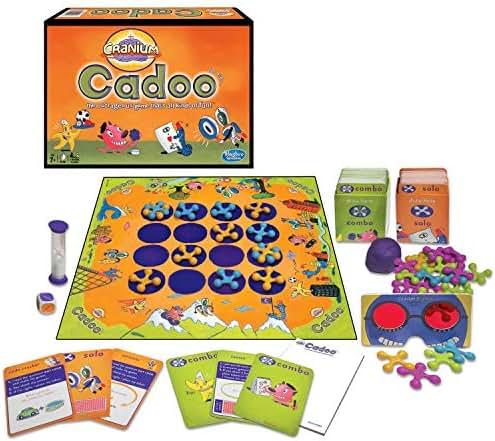 Winning Moves Cranium Cadoo Board Game