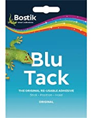 Bostik 24552 - Masilla adhesiva reutilizable, azul [Pack de 12]