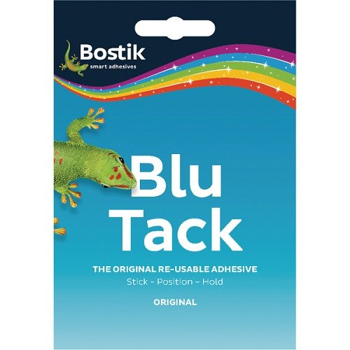 13 opinioni per BOSTIK BLU-TACK HANDY PACK 60GM
