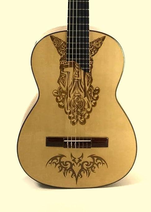 Guitarra TOLEDO TT-20A CELTA: Amazon.es: Instrumentos musicales