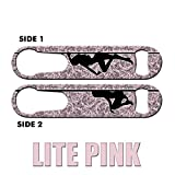Dance Pole Lite Pink PSR Professional Bartender Bottle Opener with Pour Spout Remover