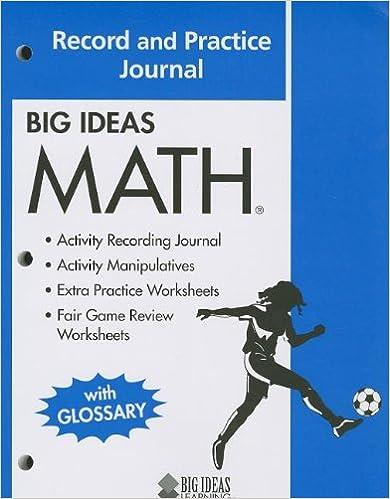 Big ideas math common core record and practice journal holt big ideas math common core record and practice journal 1st edition fandeluxe Choice Image