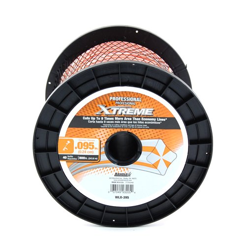 Arnold Xtreme .095-Inch x 800-Foot Professional Grade String Trimmer (Arnold Grass)