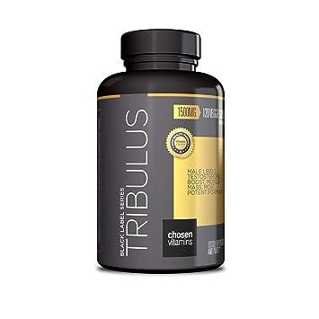 Amazon.com: elegida Vitaminas – Alta calidad Tribulus – 45 ...