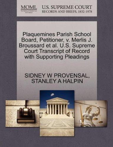 plaquemines parish school board