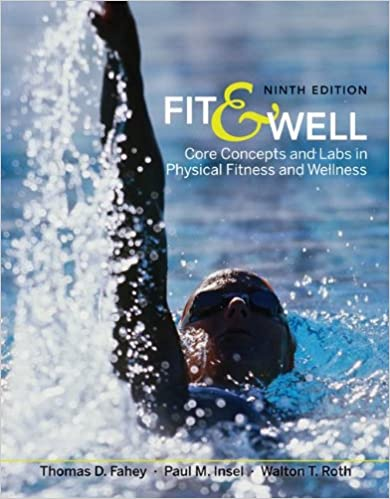 Fit well core concepts and labs in physical fitness and fit well core concepts and labs in physical fitness and wellness 9th edition fandeluxe Gallery