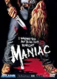 Maniac by Blue Underground by William Lustig