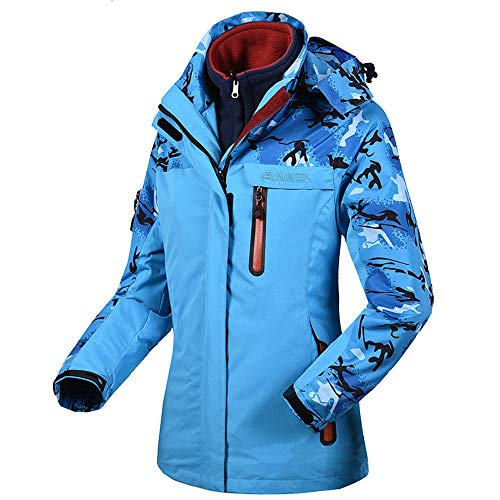 Cachemira Impermeable Cáscara Cálido De Otoño Capa Mujer Chaqueta Deporte Asalto Hombre azul Darringls Outwear Mujer Invierno Suave Abrigo abrigo 675a7xn