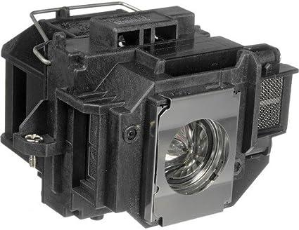 Starlight Lampada del Proiettore ELPLP58 per Epson EB-S9 EB-S92 EB-W10 EB-W9 EB-X10 EB-X9 EB-X92 EB-S10 EX3200 EX5200 EX7200