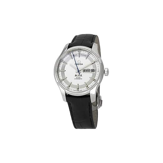 Omega Deville Hour Vision 431.33.41.21.02.001 - Reloj para hombre: Amazon.es: Relojes