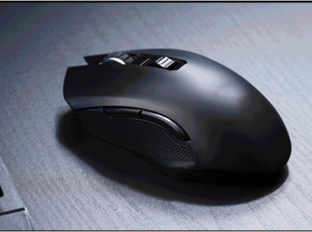 YL Mouse Dual Mode Wired//Wireless Mouse Office USB Mute Esports Games Jedi Survival CF LOL Dedicated Mechanical Mouse Desktop Computer Laptop Ergonomic Mouse