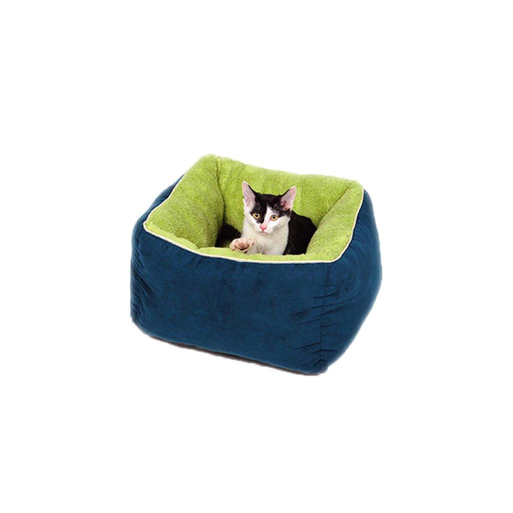 acquisti online Kennel GAOLILI Cat Litter Washable Seasons Cat Cat Cat Canile Pet Litter Cats Mats Inverno Cat Litter Cat Supplies (colore   A)  in vendita online