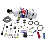 Nitrous Express 20200 40-60-90 HP Sport Compact EFI Nitrous System for Honda NXL 4-Cylinder