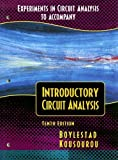 img - for Experiments in Circuit Analysis to Accompany Introductory Circuit Analysis book / textbook / text book