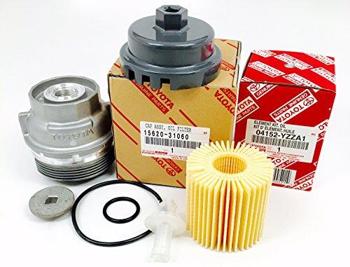 2010 toyota rav4 oil filter - 3