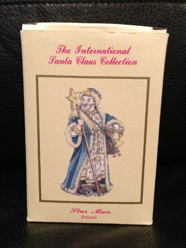 The International Santa Claus Collection Star Man Poland Christmas Holiday Figurine 1992 Sc04 ()
