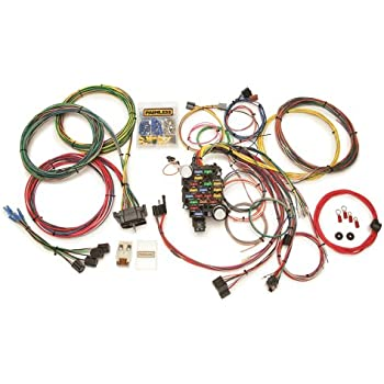 amazon com american autowire 510089 wiring harness for chevy truck rh amazon com Painless Wiring Harness Jeep Painless Wiring Harness Chevy Truck