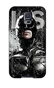 Galaxy Case Cover For Galaxy S5 Retailer Packaging The Dark Knight Rises 69 Protective Case