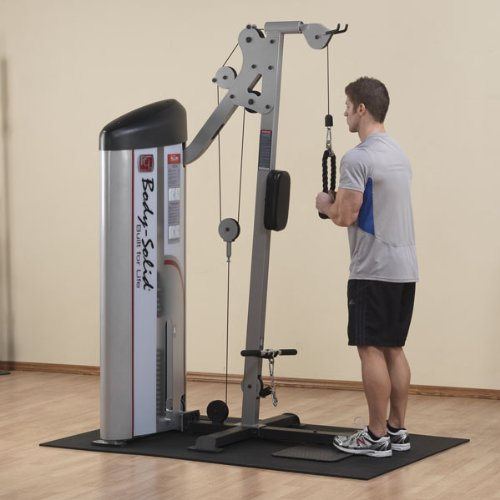 Body-Solid Pro Clubline Series II Bicep and Tricep Machine