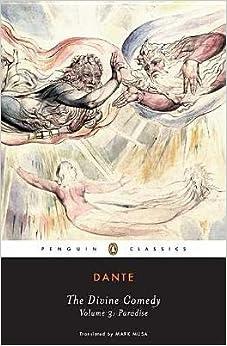 The Divine Comedy( Volume 3( Paradise)[DIVINE COMEDY]