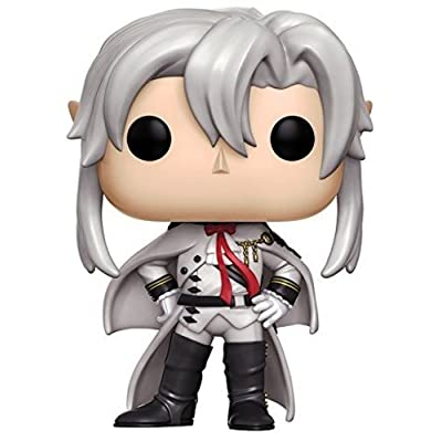 Funko POP Anime: Seraph of The End Ferid Toy Figures: Funko Pop! Animation:: Toys & Games