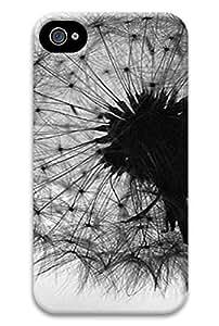 Dandelion Black and White PC Hard new Diy For SamSung Galaxy S5 Mini Case Cover for men