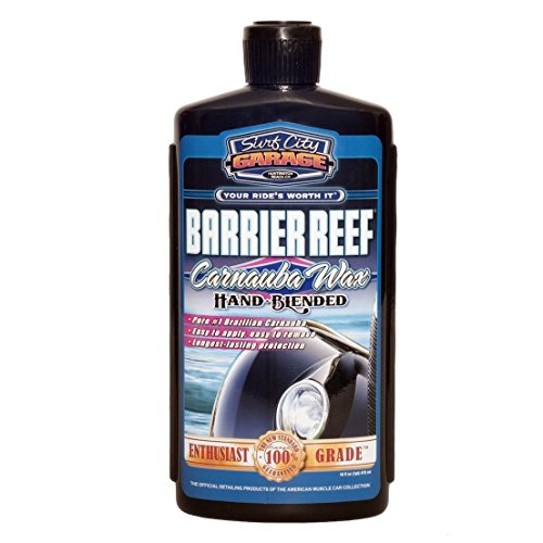 Surf City Garage 130 Barrier Reef Carnauba Wax - 16 oz.