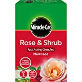 Miracle-Gro Rose and Shrub Fast Acting Granules Plant Food 3kg