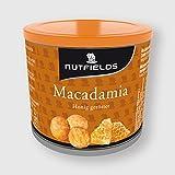 Nutfields Macadamia-Nüsse Honig geröstet, 135g