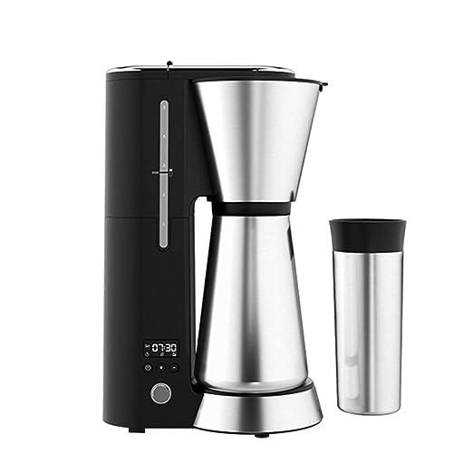 006 DOOST Cafetera Inteligente Totalmente automática, cafetera de ...