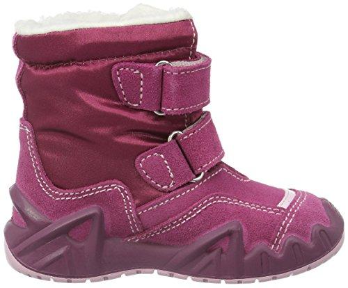 Primigi Star-e - Botas de senderismo Bebé-Niños Rosa - Pink (Lampone/Magenta)