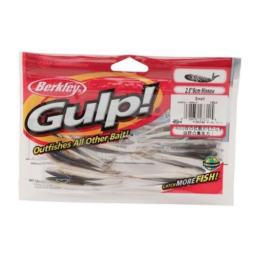 Bait Soft (Berkley Gulp! Minnow Soft Bait)