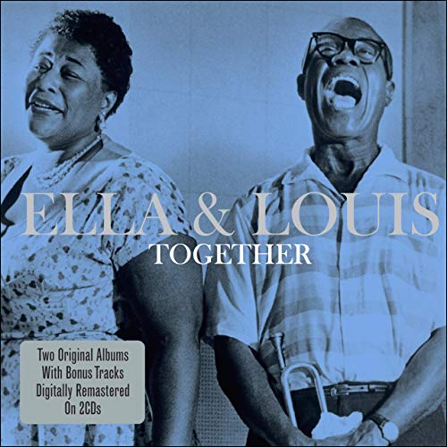 32 Greatest Hits of Ella Fitzgerald & Louis Armstrong (2 CD Set)