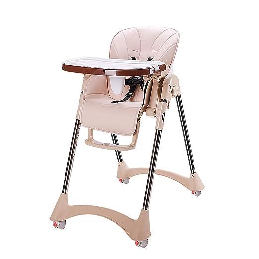 YULAN Silla para Comer para bebés IKEA Silla Plegable para ...