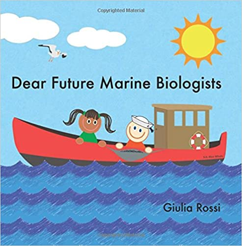 Book Dear Future Marine Biologists