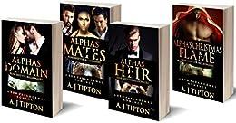 Bear Shifter Billionaire: Four Book Alpha Romance Bundle by [Tipton, AJ]