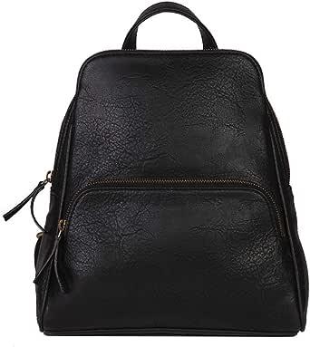 Amazon.com: Mona B. Dusty Blue Grace Vegan Leather