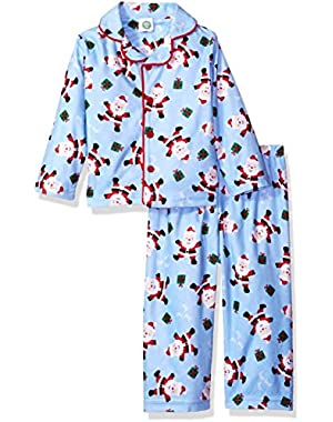 Boys' Holiday 2 Piece Pajama Set