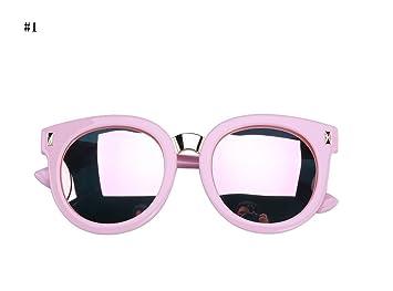 Flashing- kühlen Art und Weise Kinder Sonnenbrille Anti-Glare-Gläser Anti-UV-Strahlenschutz ( Farbe : #5 ) Wczy6zE0