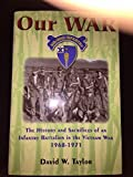 Our War. The Histiory and Sacrifices of an Infantry battalion in the Vietnam War 1968-1971