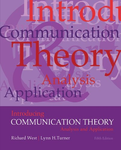 Introducing Communication Theory: Analysis and Application cover