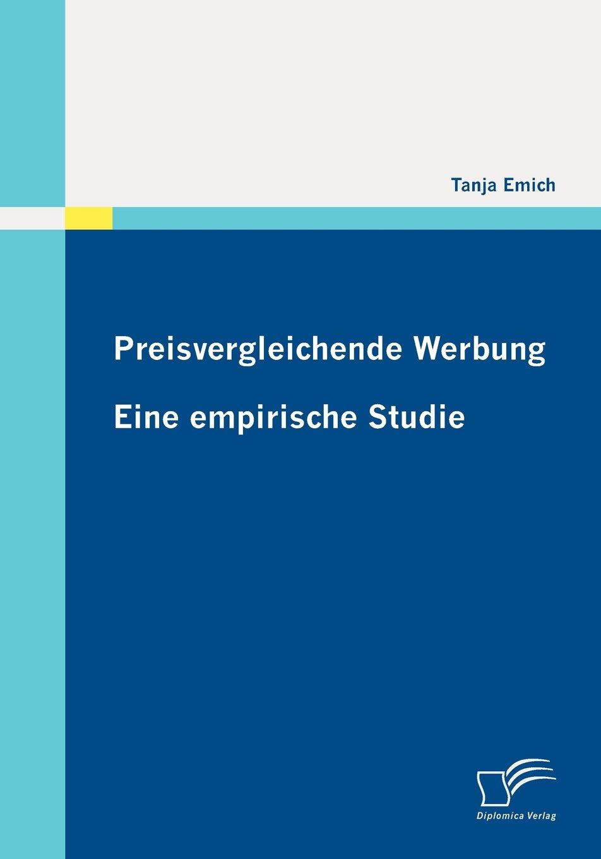 Download Preisvergleichende Werbung: Eine empirische Studie (German Edition) pdf epub