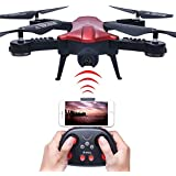 TOYEN GordVE GV1803 WIFI 720P HD Camera FPV Quadcopter 2.4GHz 6 Axis Gyro RC Quadcopter With Camera Foldable Arm Altitude Hold Pocket Drone