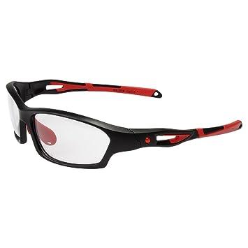 ab524b8936 ELTIN Spark Photocromatic Gafas Sport, Unisex Adulto, Negro/Rojo, Talla  Única: Amazon.es: Deportes y aire libre